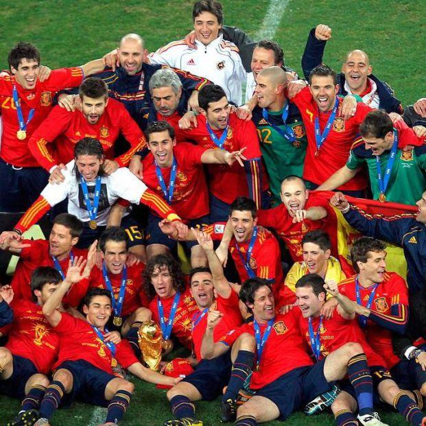 Tiki Taka. España Campeona del Mundo de Fútbol en 2010