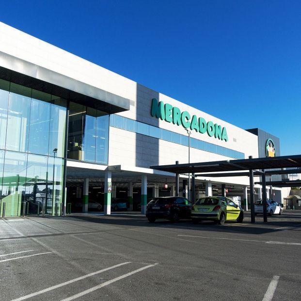 Mercadona tienda exterior