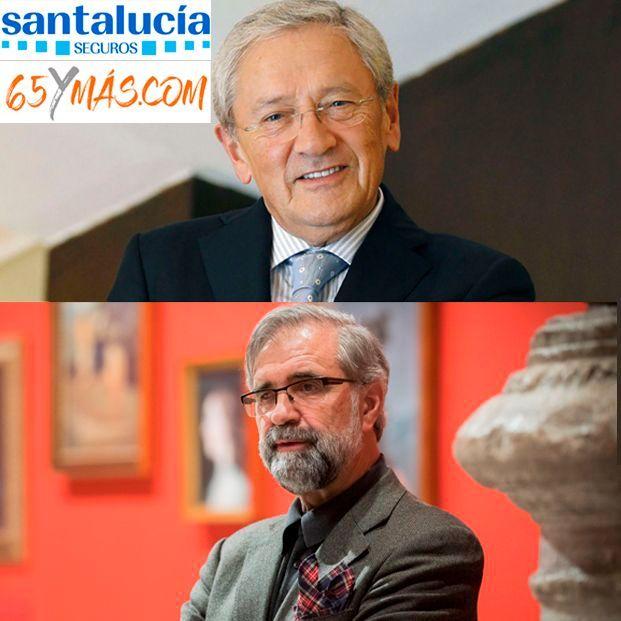 65Ymás y Santalucía organizan el webinar Conversaciones con… Ónega y José Antonio Herce