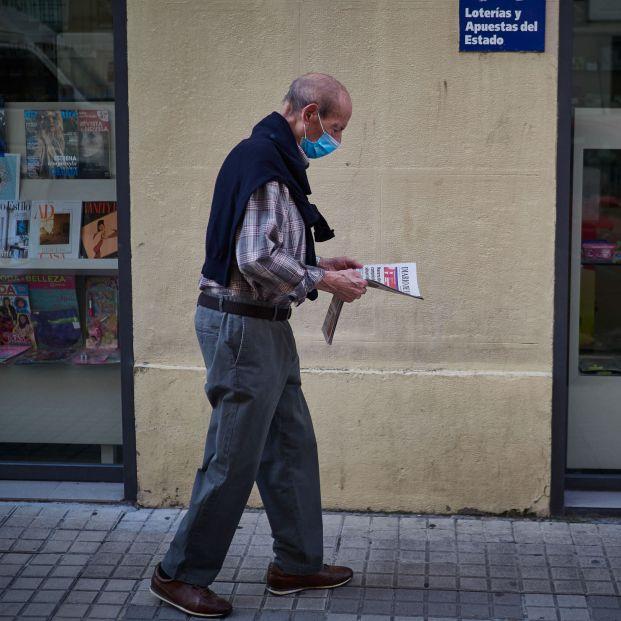 La imagen de las personas mayores en los medios