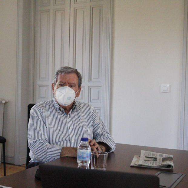 """José Luis Corcuera: """"Habrá que subir la edad de jubilación"""""""