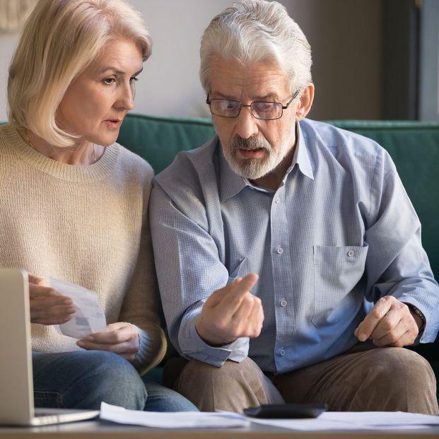 Errata o globo sonda: pensionistas, entre los más castigados si se elimina la declaración conjunta