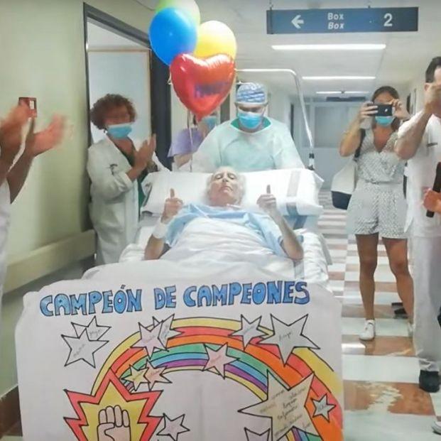 Coronavirus: La historia de superación de Marcos que merece ser contada