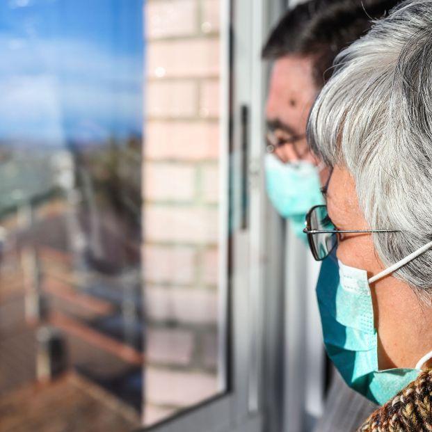 El doble confinamiento de las residencias de mayores en la zonas con restricciones