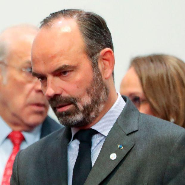 Dimite en pleno el Gobierno francés presidido por Édouard Philippe