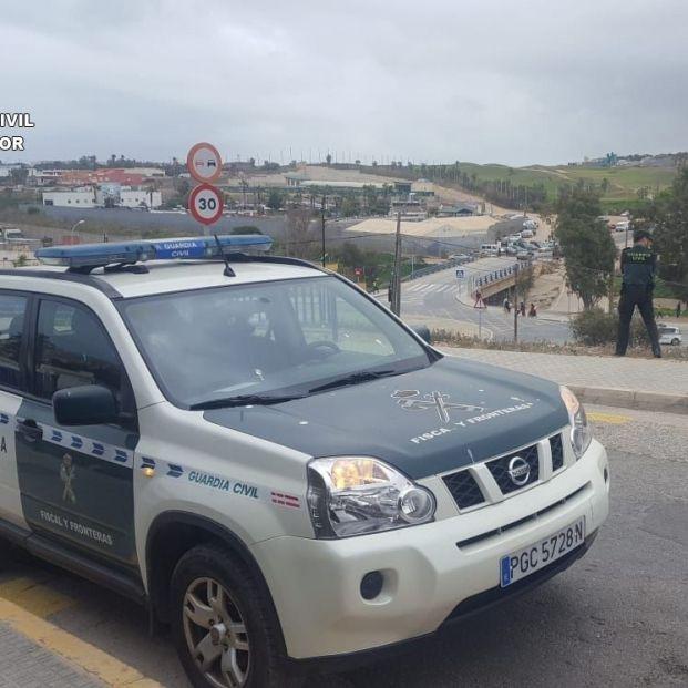 Guardia Civil. Foto: Europa Press