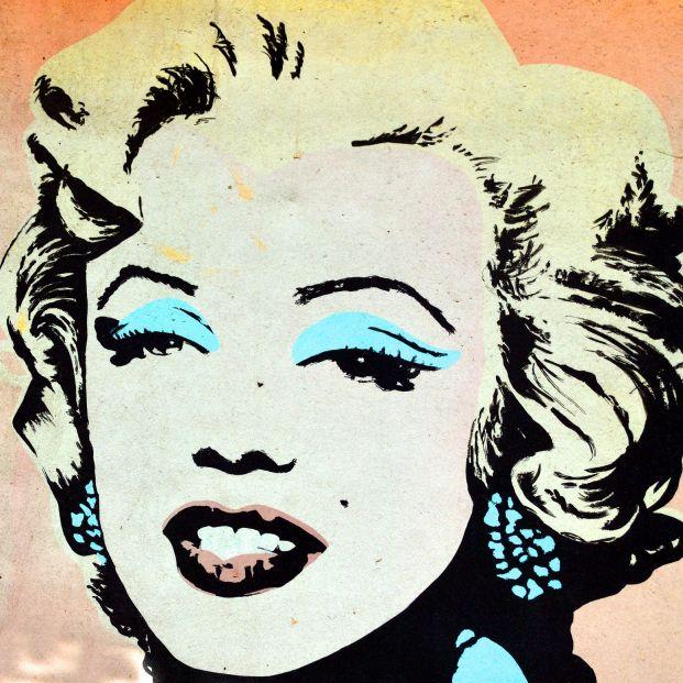 Las obras de Andy Warhol sobre Marylin Monroe son todo un ejemplo de 'pop art' (bigstock)