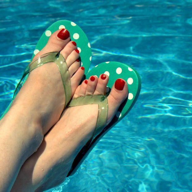 Los motivos por los que no deberías abusar de las chanclas en verano
