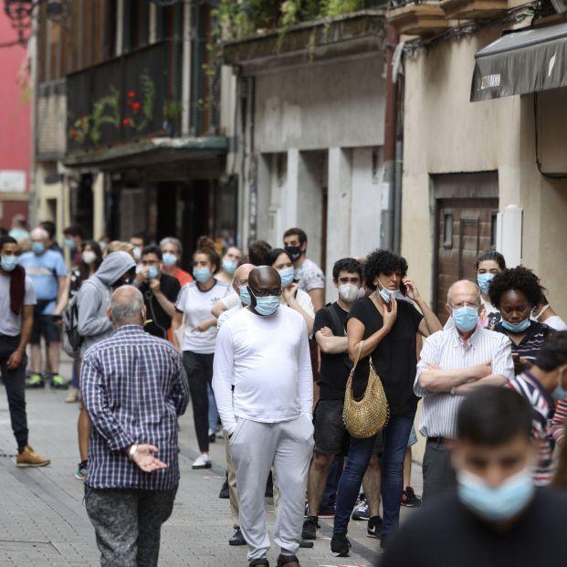 El estudio de seroprevalencia mantiene en un 5,2% el porcentaje de españoles contagiados