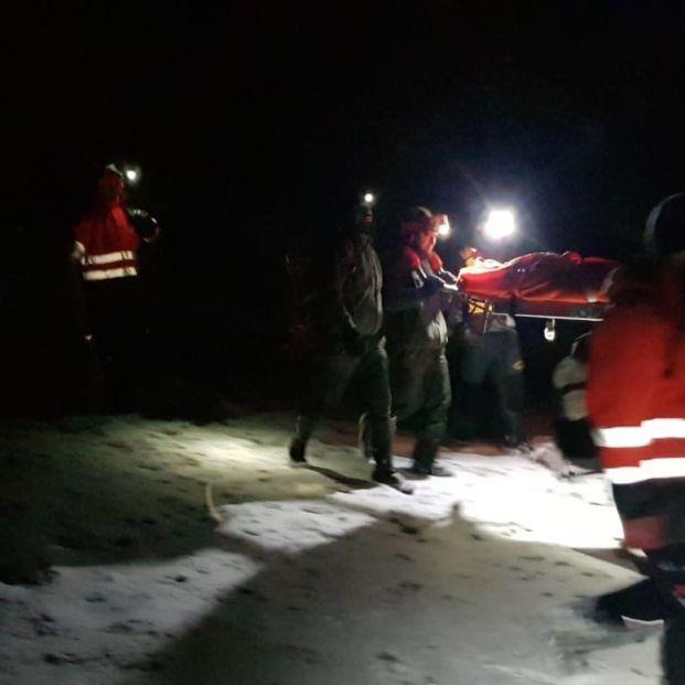 Rescatados 25 senderistas gallegos, la mayoría con más de 60 años, perdidos en una ruta de Cantabria