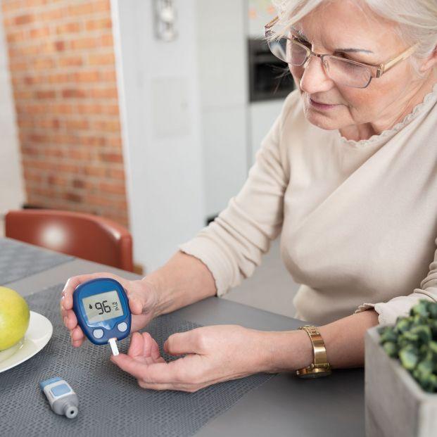 Pie diabético, una complicación de la diabetes