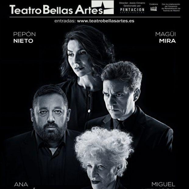 La Culpa (Teatro Bellas artes Madrid)