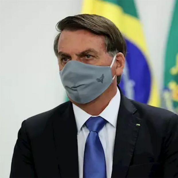 Bolsonaro confirma que tiene coronavirus
