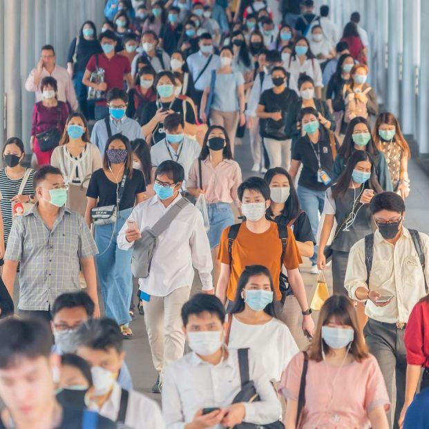 La OMS rectifica y ya no descarta que el coronavirus se transmita por el aire