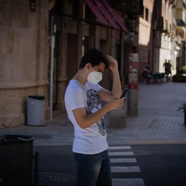 La mascarilla será obligatoria en Cataluña a partir de mañana