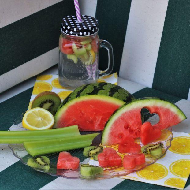 Alimentos que te ayudan a llevar mejor el calor