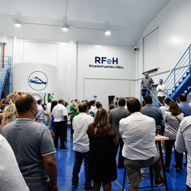 Grupo Ricardo Fuentes amplía su inversión en Andalucía e inaugura nuevas instalaciones en Huelva