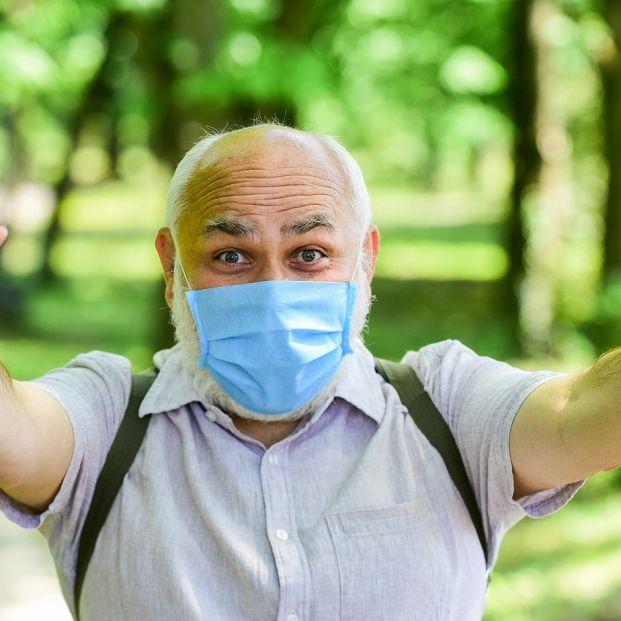 No te creas este vídeo: las mascarillas no reducen el oxígeno hasta un nivel perjudicial