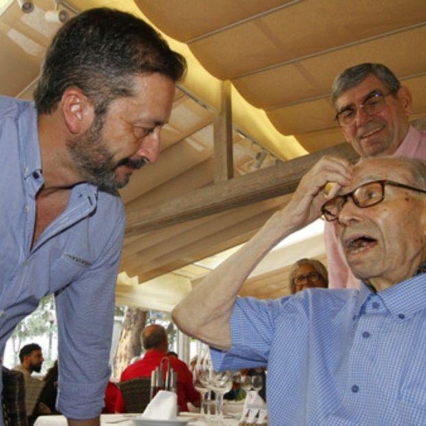 Muere el hombre más mayor de España a los 110 años