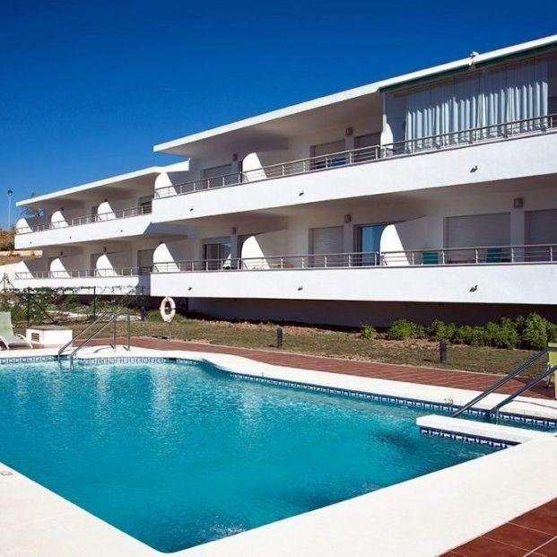 EuropaPress 3231951 vista residencial puerto luz malaga capital modelo senior cohousing