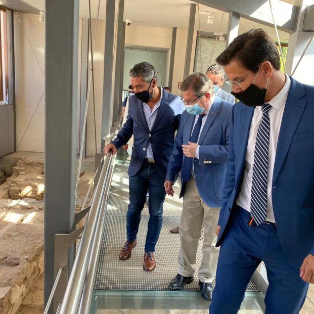Granada suma los restos del palacio de Mohamed II a su oferta turística