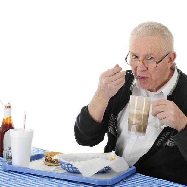 El riesgo de los alimentos ultraprocesados para las personas mayores