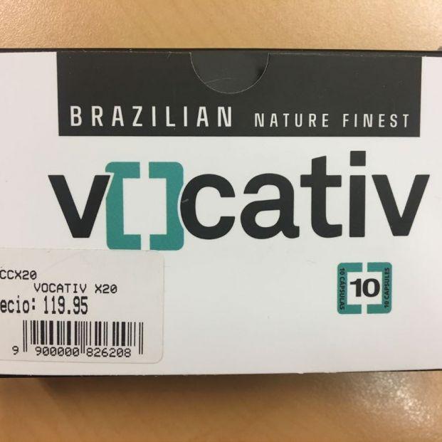 Sanidad retira el complemento alimenticio Vocativ Cápsulas por contener Viagra y no indicarlo