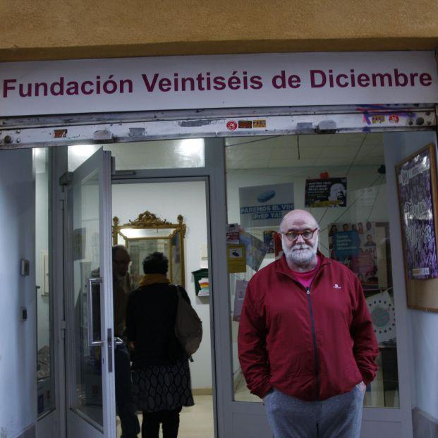 Desde 2010, la fundación presidida por Federico Armenteros ayuda a los mayores LGTB.