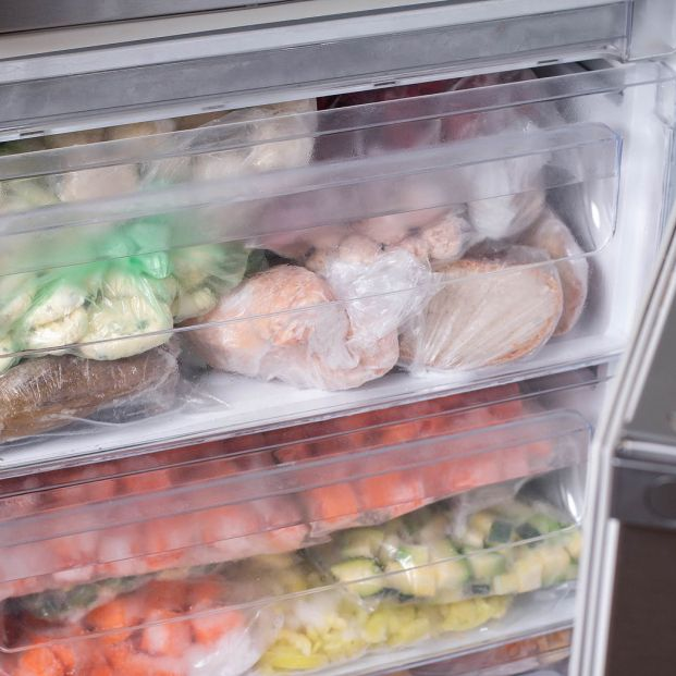 Estos alimentos no se deben congelar