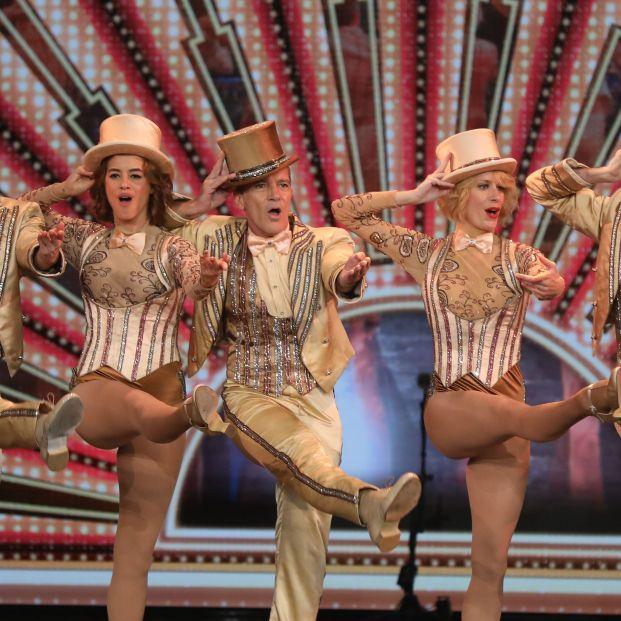 Antonio Banderas y su 'A chorus line' desembarcará en Madrid en septiembre