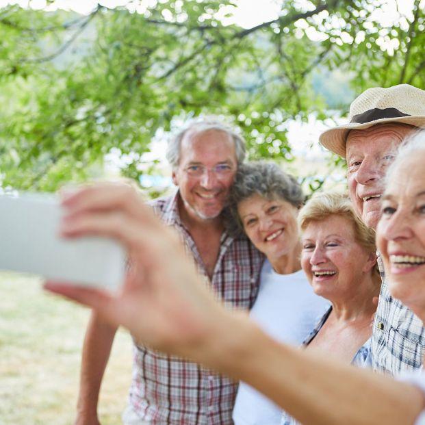 Viajar beneficia a la salud mental de los mayores (bigstock)