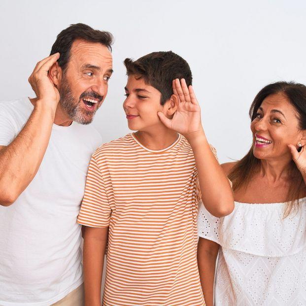 Pérdida de audición hereditaria, ¿cómo afectan los genes?