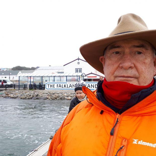 Mariano Guindal, periodista, escritor y tertuliano, decano de la prensa económica española.