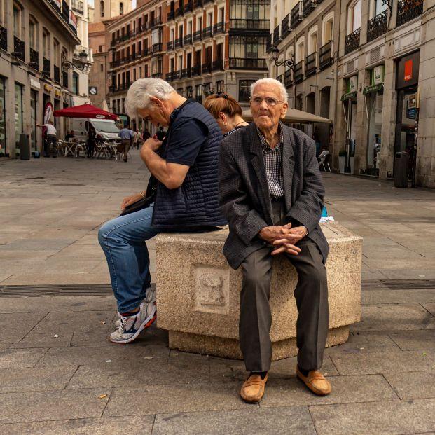 Más de 373.000 mayores viven en situación de pobreza severa