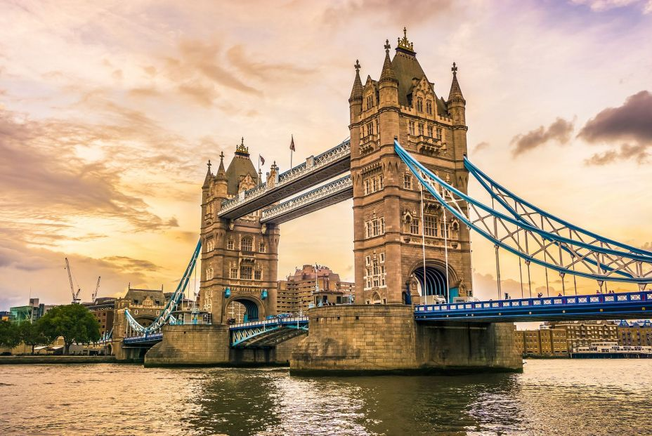 bigstock Tower Bridge In London The Uk 331121509