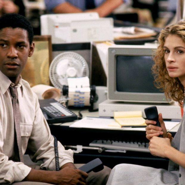 Julia Roberts y Denzel Washington volverán a trabajar juntos en una película de Netflix