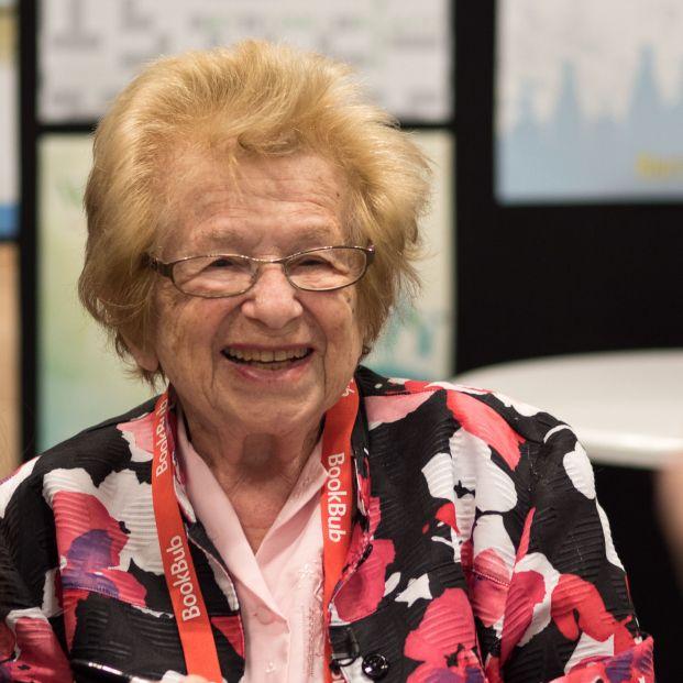 Ruth Westheimer (Wikipedia)