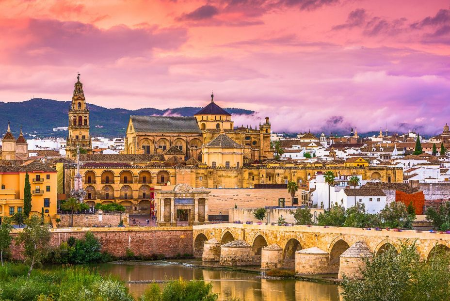 bigstock Cordoba Spain at the Mosque C 236097058