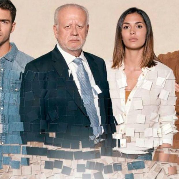 'Desaparecidos', la nueva serie policíaca con Juan Echanove