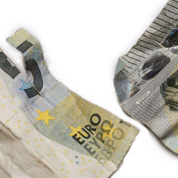 ¿Cuándo se considera un billete defectuoso y deteriorado?