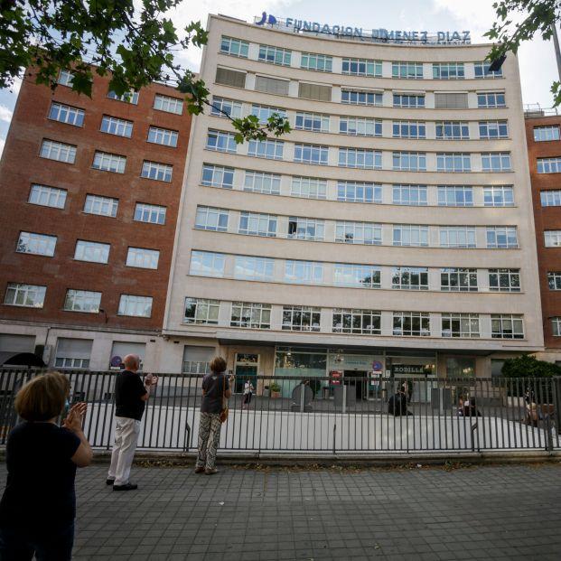 La Fundación Jiménez Díaz, hospital de alta complejidad de Madrid con menores listas de espera