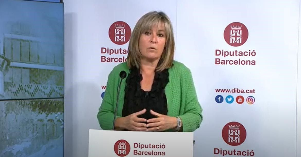 Núria Marín. Foto: Europa Press