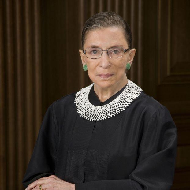 Ruth Bader Ginsburg (Wikipedia)