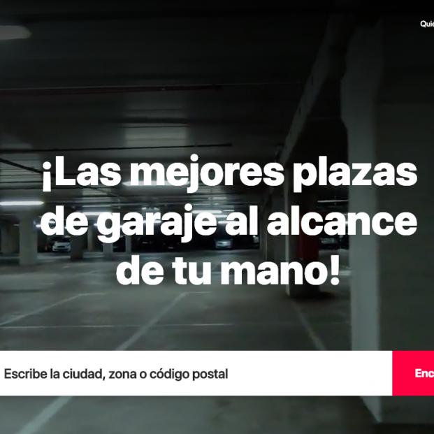 Nace TuGaraje.com, la primera web del sector con más de 7.000 plazas en toda España