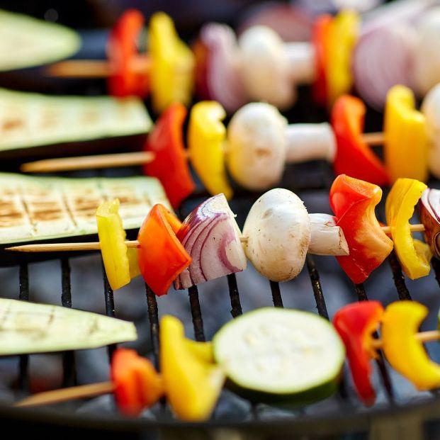 Ideas para hacer una barbacoa vegetariana
