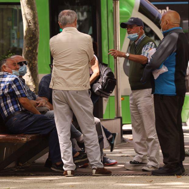 Extremadura y Galicia, las únicas CCAA cuya pensión media de jubilación no llega a 1.000 euros