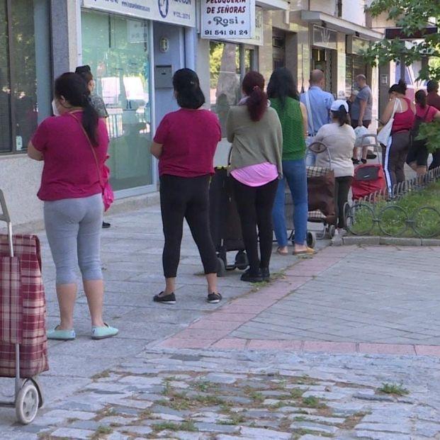España destruye 137.500 empleos en el primer trimestre, según la EPA