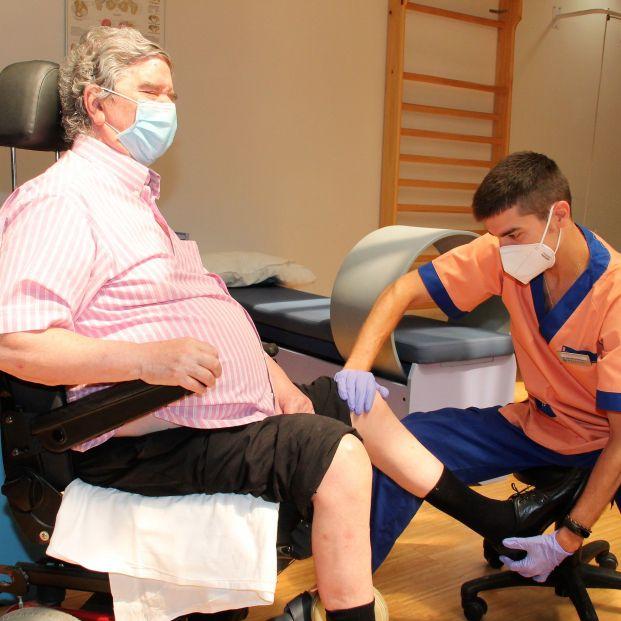 Las personas de más de 85 años perdieron tres veces más masa muscular que los jóvenes