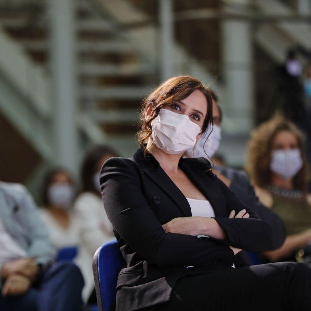 La mascarilla será obligatoria en Madrid incluso en las terrazas