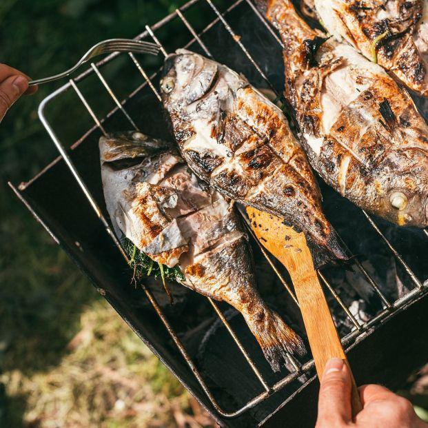 Trucos para hacer pescado a la parrilla